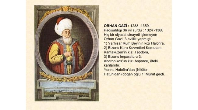 Bursa'da padişah türbelerinde gün boyu Kur'an okunacak.