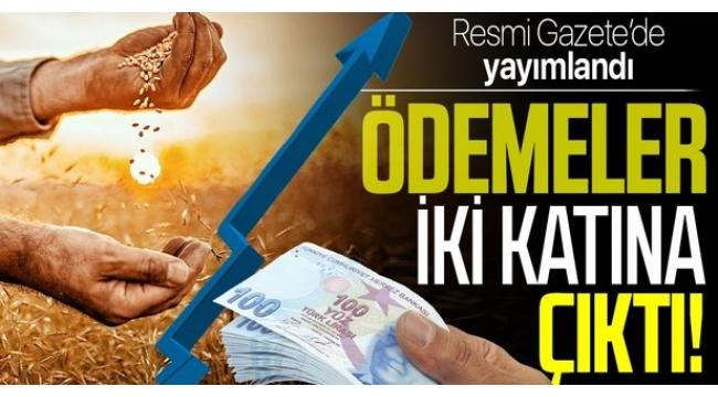 Gübredesteği kararıResmi Gazete'de! Çiftçilere buğday arpa çavdar yulaf yaşçayfındıkgübre desteğine kadar oldu?