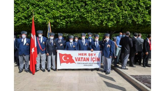 19 Eylül Gaziler Günü'nü Kutlama Töreni Vali Elban'ın Katılımıyla Gerçekleştirildi
