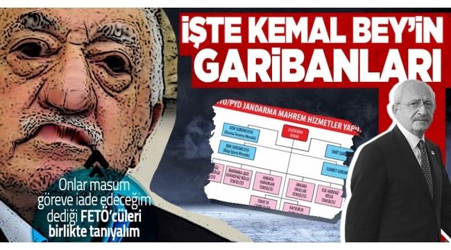 İşte Kılıçdaroğlu'nun görevine iade edeceğim dediğiKHK'lıFETÖ'cüler